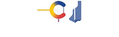 la champenoise logo blanc